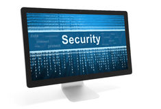 Security online Royalty Free Stock Image