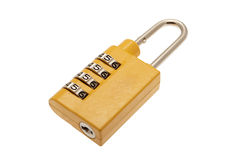 Security Padlock Stock Images