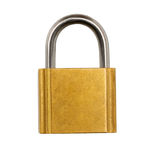 Security Padlock Stock Photos