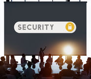 Security Protection Safety Privacy Concept Stock Photography
