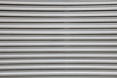 Security roller door background Stock Image