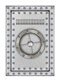 Security safe isolated Stock Image