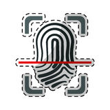 Security or safety related icons image Stock Photo