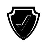 security or safety related icons image Royalty Free Stock Image