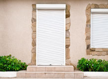 Security Shutter Stock Photography