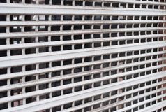 Security Shutters, Grilles & Doors . Security shutters DIY roller shutters, security gates, retractable security. Royalty Free Stock Photography