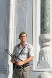 Security soldier Stock Photos