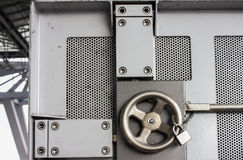 Security steel safe Stock Images
