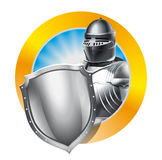 Security stiсker Royalty Free Stock Image