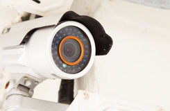 Security surveillance camera Stock Photography