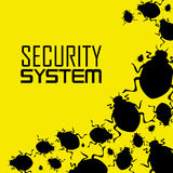 Security and surveillance system stock photos