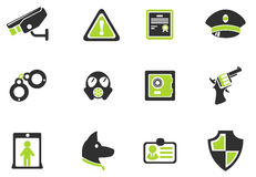 Security symbols Stock Photography