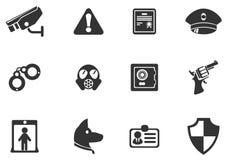 Security symbols Stock Image