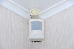 Security system, Alarm Royalty Free Stock Image