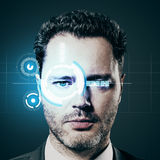 Security system concept Stock Photography