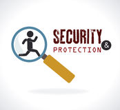 Security system Stock Image