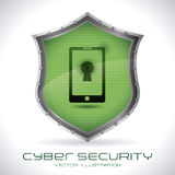 Security system Royalty Free Stock Images