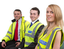 Security team Stock Images