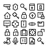 Security Vector Icons 1 Stock Photos