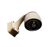 Security video camera Royalty Free Stock Photos