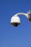 Security video camera. stock photos