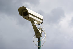 Security video camera Stock Photos