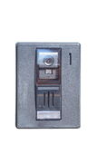 Security video intercom Stock Photos