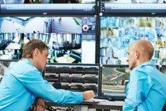Free Security Video Surveillance Stock Photo - 43791350