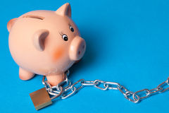 Security your investment Royalty Free Stock Images