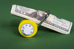 Security of your savings Stock Photos