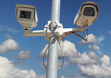 SecurityCamera2 Stock Images