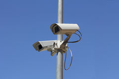 SecurityCamera3 Royalty Free Stock Photography