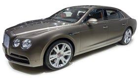 Sedán de Bentley Luxury fotos de archivo