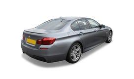 Sedán de BMW fotografía de archivo libre de regalías