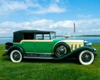 Sedán 1930 de Cadillac Fleetwood Fotos de archivo libres de regalías