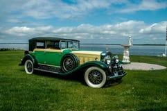Sedán 1930 de Cadillac Fleetwood Fotografía de archivo