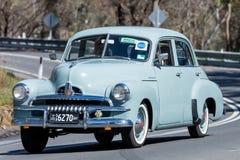 Sedán 1954 de Holden FJ fotografía de archivo libre de regalías