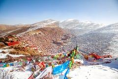 Seda buddhish szkoła wyższa Fotografia Stock
