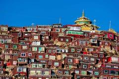 Seda-Buddhist-Institut Stockfotografie