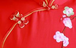 Seda china Imágenes de archivo libres de regalías