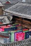 Seda de China Imagens de Stock