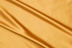 Seda del oro imágenes de archivo libres de regalías