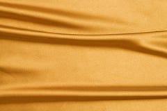Seda del oro foto de archivo