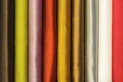 Seda Multicoloured 2 Imagens de Stock