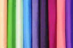 Seda Multicoloured 3 Fotos de Stock