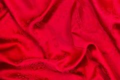 Seda roja Imagen de archivo