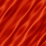 Seda roja Foto de archivo
