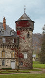Sedaiges castle Royalty Free Stock Photos