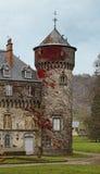 Sedaiges castle royalty free stock photos