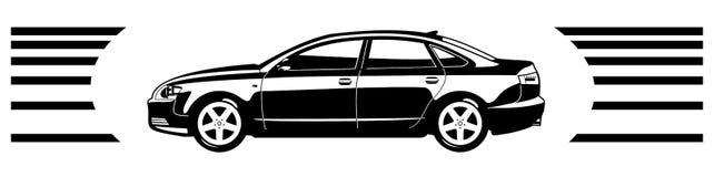 Sedan Stock Image